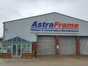 Astraframe Windows